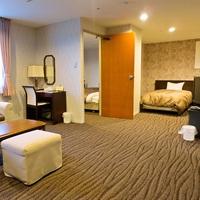 4ベッドルーム(洋間2室 1〜4名・60平米)◆禁煙◆