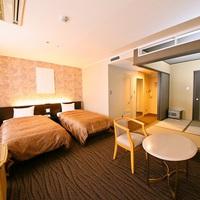 和洋室(和室+リビング 1〜4名・40平米)◆禁煙◆