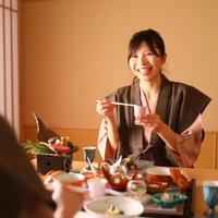 【女性限定女子会プラン】信州松本で贅沢女子旅♪会話も弾む特別料理&温泉■ドリンク特典付き 【母娘旅】