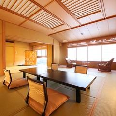 【特別室】和室15畳+8畳 ■禁煙2〜8名