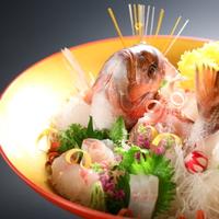 【記念日プラン】特別な日をみんな揃ってお祝い■鯛姿造りと祝い酒特典付き 【貸切露天と特別室】