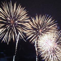 【8/2(木)限定】★和倉温泉夏花火★当館屋上から花火が見える♪お帰り時かき氷サービスも…☆