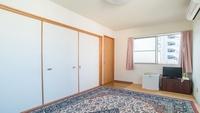 和室6畳【1〜3名利用】(バス・トイレ共同)