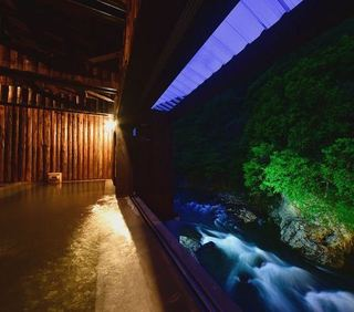 【楽天トラベル 日本の宿アワード2018】湯瀬の大自然を感じるスタンダードプラン♪