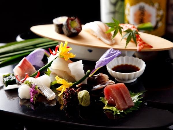 【日本料理あお花】会席付き宿泊プラン