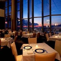 【特別ホラー仕様ハロウィンコース】最上階スカイレストラン窓側で本格フレンチ<夕食のみ>