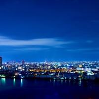 夜景を楽しむ高層階シティビュールーム☆31階天然温泉も満喫<朝食付・展望温泉入浴券・駐車場無料>