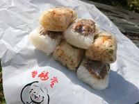 【名物おむすび朝食付】密を避けて!山菜むすびと信州牛そぼろむすびセットの朝食プランです!