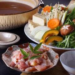 【ポイントは米麹!?】自家製樽出し味噌と野菜を楽しむ、京赤地鶏の味噌鍋プラン【2食付】