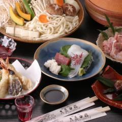 【お腹満足】夕食は10品★朝挽き京赤地鶏と新鮮なお野菜を堪能♪味噌鍋会席プラン【2食付】