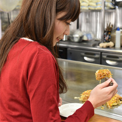【ひろしまグルメ】☆来んさい!食べんさい!お好み焼きの1,000円分お食事券付きプラン☆
