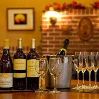 【ふたり旅】今宵のオードブル&選べる道産ワイン1本サービス♪