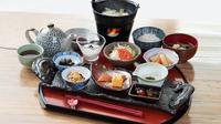 海の幸陶板焼きと季節のお料理(別邸游山の庄)