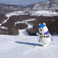 【ブランシュたかやま リフト券付き】スキー・スノボ1泊2食バイキングプラン