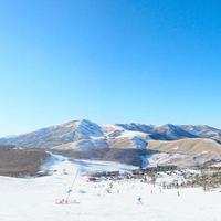 【白樺湖ロイヤルヒルスキー場 リフト券付き】スキー・スノボ1泊2食バイキングプラン