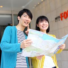 【12時チェックアウトOK!】FORZA COUPLE PLAN朝食付