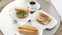 【期間限定】☆無料朝食付き☆ ドトールの朝食セットが無料で付いてきちゃうお得なプラン!
