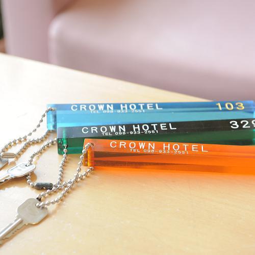 【WEBプラン】クラウンホテル沖縄(本館)《素泊り》