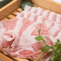 ◆ゴルフ当日1R×選べる夕食◆お手軽♪<えびすもち豚しゃぶ or 淡路牛御膳>