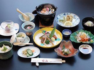 【秋田錦牛ステーキ付き】季節の和食膳1泊2食プラン