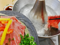 平日限定!!【別注料理:栃木和牛のしゃぶしゃぶ付】1泊2食バイキングプラン