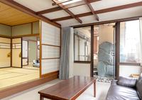 【柳の館】露天風呂付客室(喫煙)