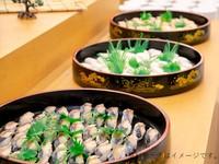 【別注料理】鮎・岩魚の塩焼きセット♪土曜日・特定日限定別注付きプラン!1泊2食バイキング付プラン
