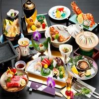 ☆☆☆特選海鮮料理≪華やぎの膳≫夕食:お部屋食 お部屋:海側