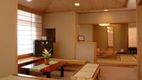 【特別室】露天風呂付き客室 12畳+10畳