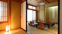 次の間付きのお部屋 和室10畳+6畳