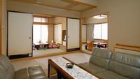 次の間付きのお部屋 和室10畳+6畳【禁煙】