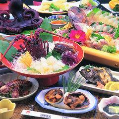 【絶品】美味い魚が食べたい♪地魚と夏の旬コース