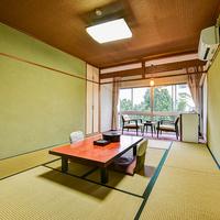 【ペット可】山側3階 和室10畳