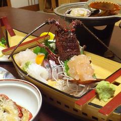 お日にちが合えばラッキー◎当館一番人気の「漁火膳」を休前日も平日料金で☆2食付