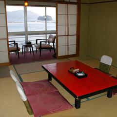 海側3階 和室10畳