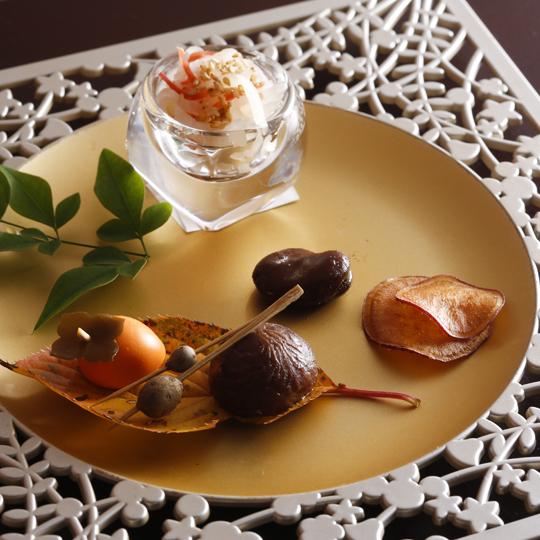 【特選会席】香川が誇る四季の味覚を散りばめた旬の特選プラン