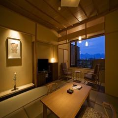 富士見台/露天風呂付和室