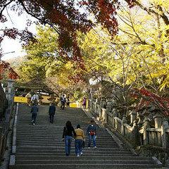 【秋得】秋の金刀比羅宮参拝プラン・温泉&フットマッサージ付き