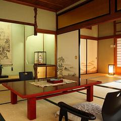 〜時を超える旅〜悠久の地で古き良き日本の風情が残る数寄屋造り離れに滞在するプラン