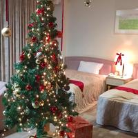 【クリスマス特典】★.。今年は特別なクリスマス・゜★ 〜Xmas風装飾のお部屋〜