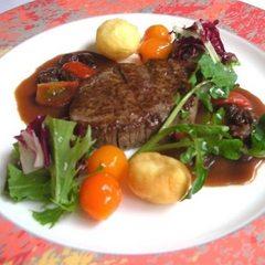 【愛媛県産牛使用】 お肉大好き!お肉派のためのステーキ付会席プラン♪