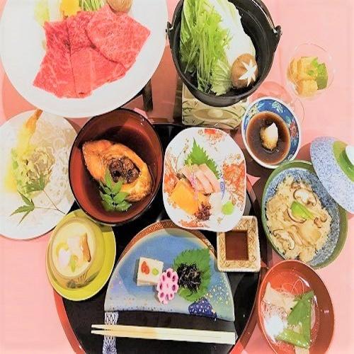 【彩り会席】≪2食付き≫ 宿泊者様限定!会席料理プラン