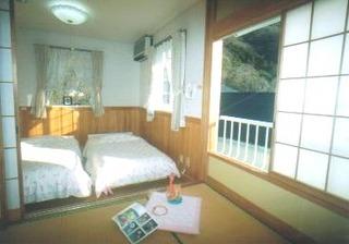 ツイン+和室3.5畳(しじゅうから)