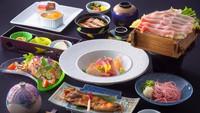 【☆夏の会席料理】スタンダードプラン☆お刺身・甘鯛・黒豚蒸しゃぶなど(お手軽コース)