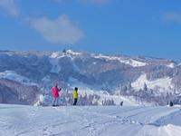 2つのスキー場からお選びいただけます♪♪「上越国際スキー場」「岩原スキー場」リフト券付きプラン!!