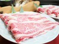 【ちょっと贅沢】湯本の名湯&霜降り国産牛すきやき鍋付き会席★姉妹館の湯めぐり