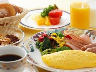 お得にポイントほくほくプラン 朝食付