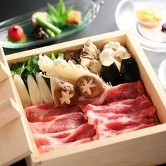 【せいろ蒸し】信州ポークと季節のお野菜がたっぷり◆温泉でしっとり美肌プラン【山ごはん・地酒】