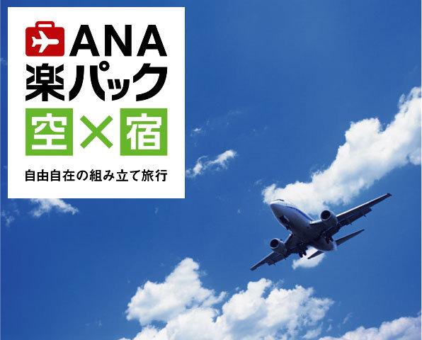 ANA楽パック限定【28日前】プラン☆空港へ好アクセス☆軽朝食付き♪[RC]