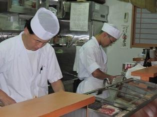 《地元食コラボ企画》旬の魚介『寿司会席』プラン[1泊2食付]彦八編